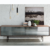Harald sideboard designed by Gino Carollo for Porada