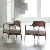 Louis lounge chair designed by D. Jouin for Porada