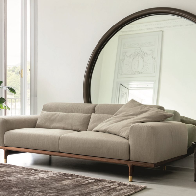Argo modular sofa designed by David Dolcini for Porada